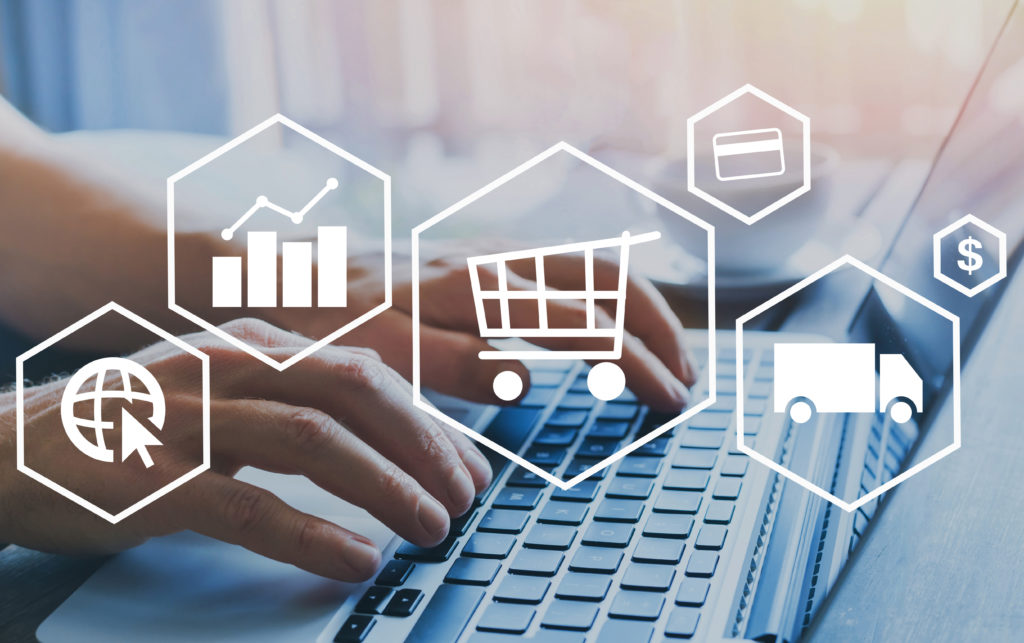 E-commerce - Buying and selling online