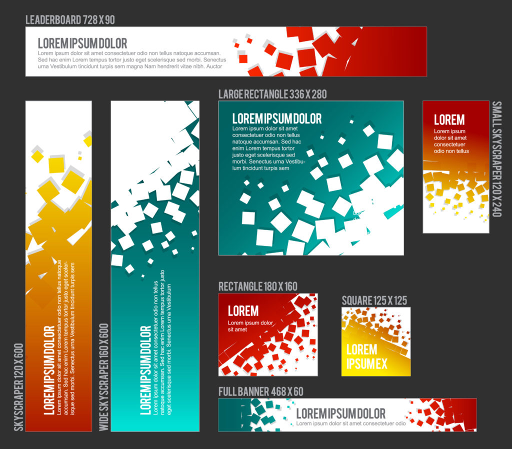 Banner Ads template
